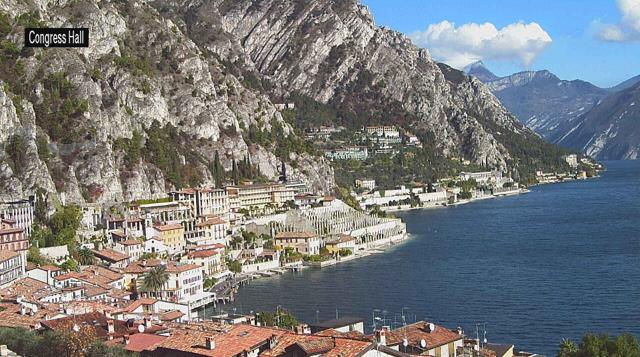 Webcam Limone, Kongresszentrum