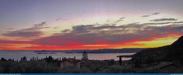 Webcam Pulciano, Panorama del Lago