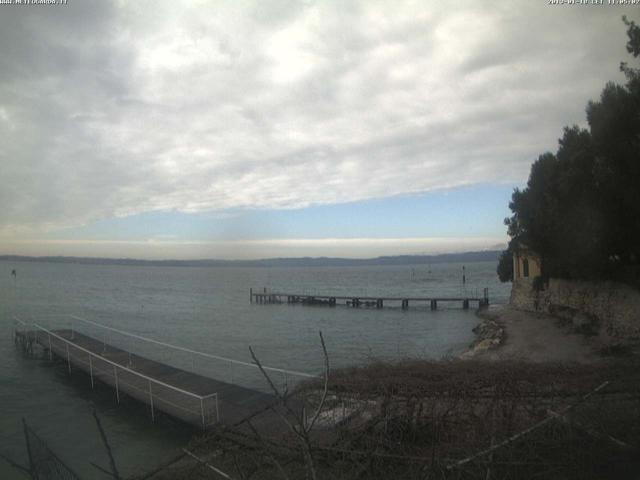 Webcam Sirmione, Punta Stafallo